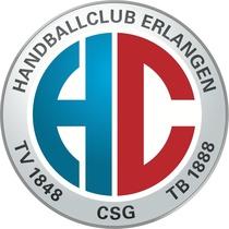 Bild: HC Erlangen - Rhein-Neckar Löwen