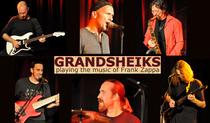 Bild: Grandsheiks - spielen die Songs von Frank Zappa auf höchstem Niveau