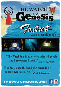 "Bild: The Watch plays Genesis - ""Foxtrott and much more"""