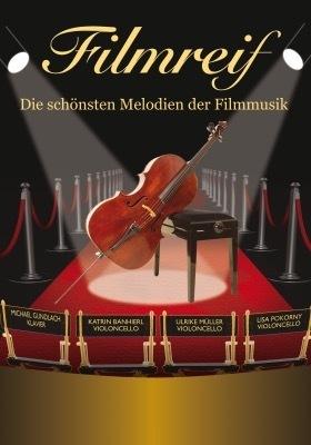 Bild: Solina Cello Ensemble: Filmreif