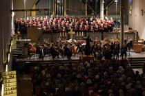 Bild: J.S.Bach: Matthäuspassion - Oratorium zur Todesstunde Jesu