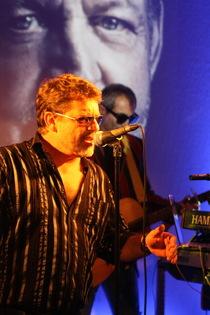 Bild: Mario Franke & Band live im Concert -