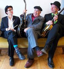 Bild: Pete Gavin & the Shanghai Blues Gang