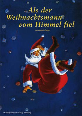 Bild: Als der Weihnachtsmann vom Himmel fiel - Theater auf Tour präsentiert eine Weihnachtsgeschichte von Cornelia Funke
