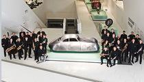 Bild: 31. Internationales Jazzfestival - Tag 2: Ein Porsche für Django Reinhardt