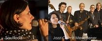 """Bild: Doppelkonzert mit Jazzi:Ca & Soulfood - """"Voices of Jazz"""""""