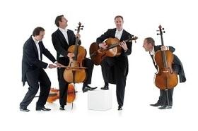 Bild: Kammermusik trifft Hollywood: Sommer-Reihe mit quattrocelli
