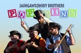 Bild: Trash-Comedy-Programm: Sommer-Reihe mit den Jashgawronsky Brothers