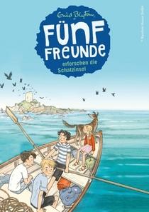 Fünf Freunde erforschen die Schatzinsel - Eine Veranstaltung anlässlich des 27. Bücherfrühlings