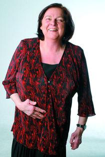 Bild: 28. Frauenkabarett Reihe - Maria Peschek