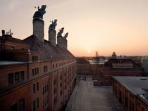 Bild: Verlassene Orte - Schultheiss Fabrik - Die Schultheiss-Mälzerei am Südgelände
