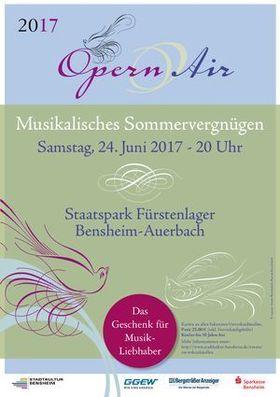 Bild: OpernAir 2017 - Best of...Die schönsten Opernmelodien unter freiem Himmel