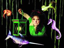 Bild: Die Zauberlampe