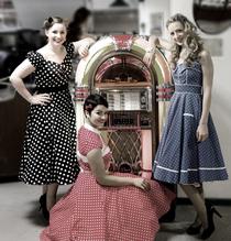 "Bild: The Sugar Sisters: ""Sing `til you Swing"""