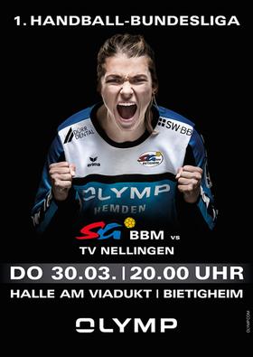 Bild: SG BBM Bietigheim - TV Nellingen