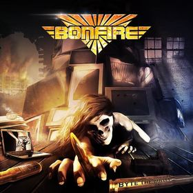 "Bild: Bonfire - European ""BYTE THE BULLET"" Tournee 2017"