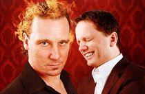 Bild: Sascha Bendiks und Simon Höness - In Teufels Küche