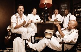 """Bild: Klazz Brothers & Cuba Percussion """"Classic meets Cuba"""""""