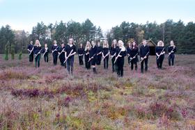 Bild: Flötenorchester