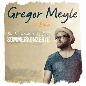 Bild: Gregor Meyle - Sommerkonzert 2017 - Support: Clara Louise