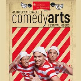 Bild: Internationales ComedyArts Festival Moers 2017 - Kombiticket Freitag-Samstag