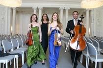 Bild: Villa Berg Quartett  -