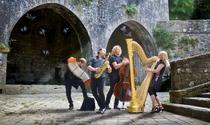 "Bild: Open Air im Schlosshof: Quadro Nuevo - ""Flying Carpet"""