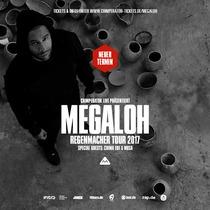 Bild: MEGALOH - Regenmacher Tour 2017
