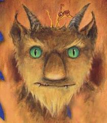 Bild: Der Teufel mit den 3 goldenen Haaren (ab 4 Jahren)