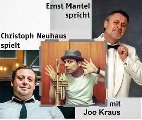 Bild: Talk & Tones - mit Joo Kraus (Trompete)