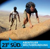 """Multivisionsshow:""""23 °Süd. Abenteuer Weltumrundung"""""""