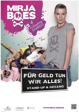 Bild: Mirja Boes - Für Geld tun wir alles!