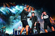 Bild: A-Rock-Night - Open-Air - mit Mark Forster und Söhne Mannheims