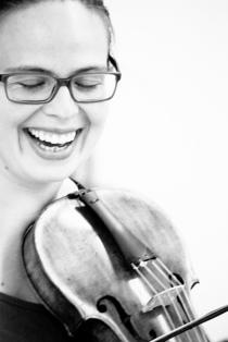 Bild: JULIA SCHRÖDER  Violine | LAUTTEN COMPAGNEY BERLIN
