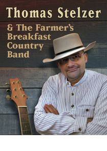 "Bild: Thomas Stelzer und seine COUNTRY Band ""The Farmers"" - The Farmer`s Breakfast Country Band - THOMAS STELZER"
