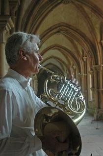 Bild: JOACHIM BÄNSCH  Horn   ERIKA BUDDAY Orgel