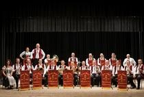 Bild: Peter Schad und seine Oberschwäbischen Dorfmusikanten