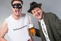 Bild: Stelzner & Bauer - >> Sächsmaschine und Süßer Senf<<