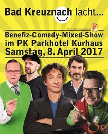 Bild: Bad Kreuznach lacht... 2017 - Lachen für den guten Zweck