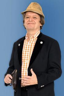 Erwin Pelzig * Weg von hier