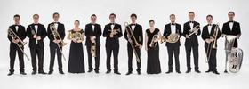 Bild: Brass meets Opera, Schlosshof