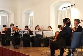 Bild: 49 Eröffnungskonzert des 17. Internationalen Violinwettbewerbs
