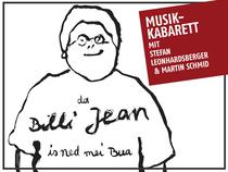 Bild: Billi Jean is ned mei Bua - Musikkabarett mit Stefan Leonhardsberger und Martin Schmid