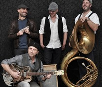 Bild: Marco Marchi & the Mojo Workers