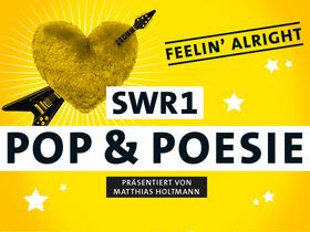 Bild: SWR1 Pop & Poesie 2017 - SWR1 POP & POESIE in concert