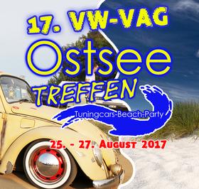 Bild: 17. VW-VAG Ostsee-Treffen