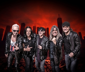 Bild: SCORPIONS - Open Air 2017