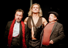 Bild: Open-Air Sommertheater Komödie der Irrungen von William Shakespeare
