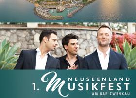 1. Neuseenland Musikfest - am Kap Zwenkau