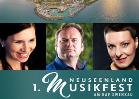 Bild: 1. Neuseenland Musikfest - Klassik Nacht am Kap